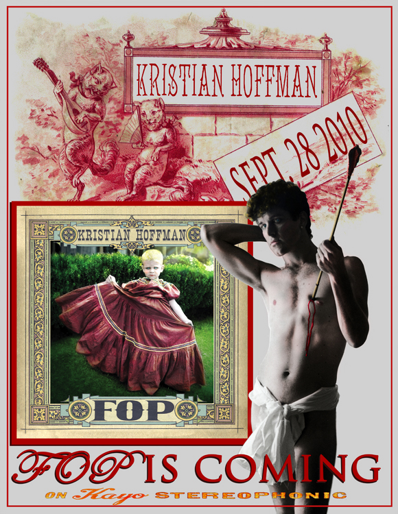 Official Kristian Hoffman Website